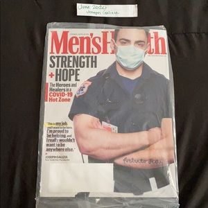 Men's Health Other - MEN'S HEALTH Magazines Bundle of 4 Current Issues